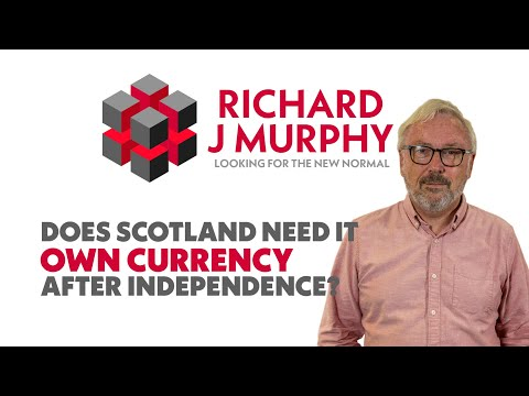 Does Scotland need its own currency after independence?