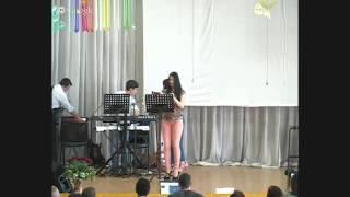 Ира Седнева и Саша(Пастор церкви