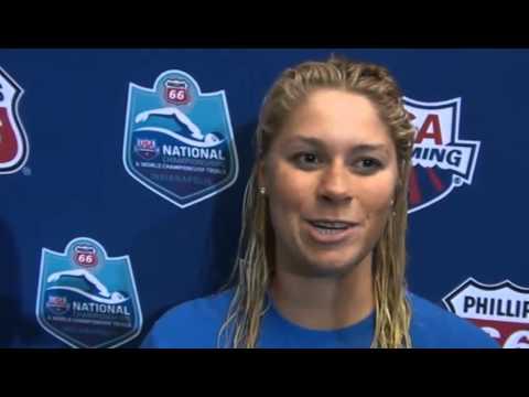 Elizabeth Beisel, Bluefish Swim Club