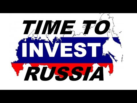 It's Time to Invest in Russia