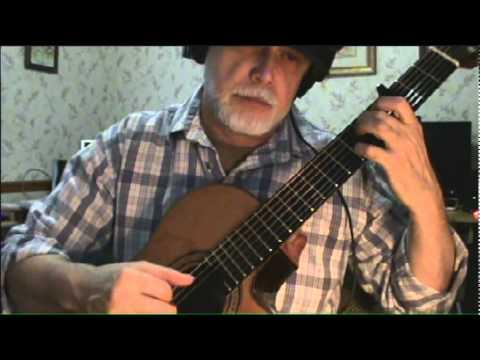 O Come All Ye Faithful (Adeste Fideles) - Fingerstyle Guitar