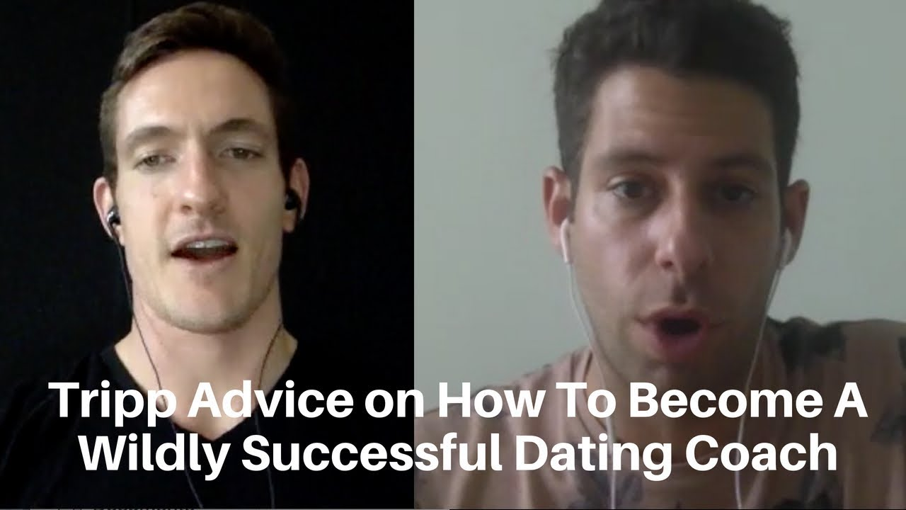 Become a dating coach