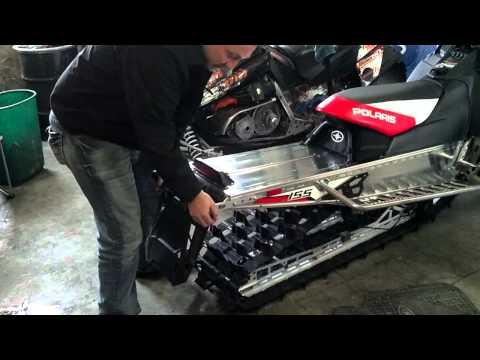2012 pro rmk rear suspension sag. Brand new