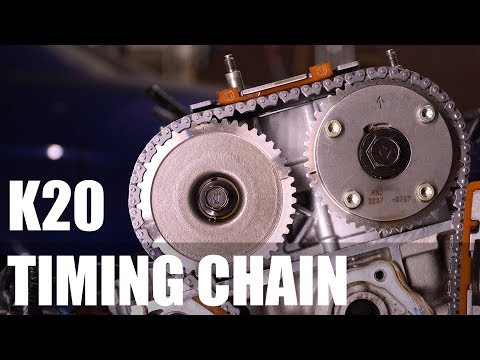 K20 Timing Chain Inspection - TYPE D MOVIES