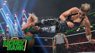 Ripley goes on the attack against Flair: WWE Money in the Bank 2021 (WWE Network Exclusive)