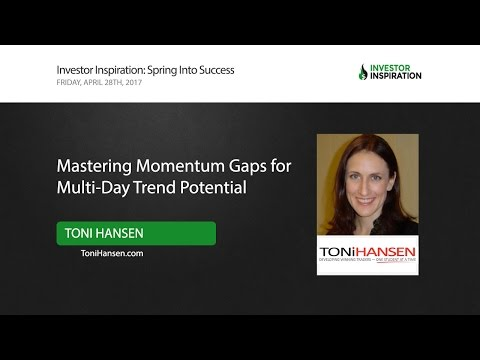 Mastering Momentum Gaps for Multi-Day Trend Potential   Toni Hansen