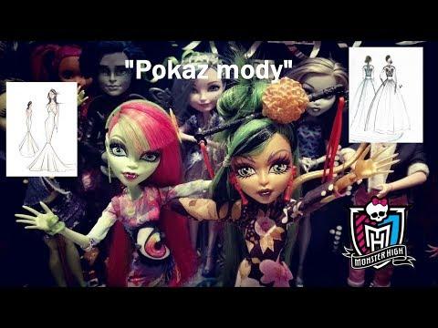 Monster high 3 - odcinek 74 - Pokaz mody