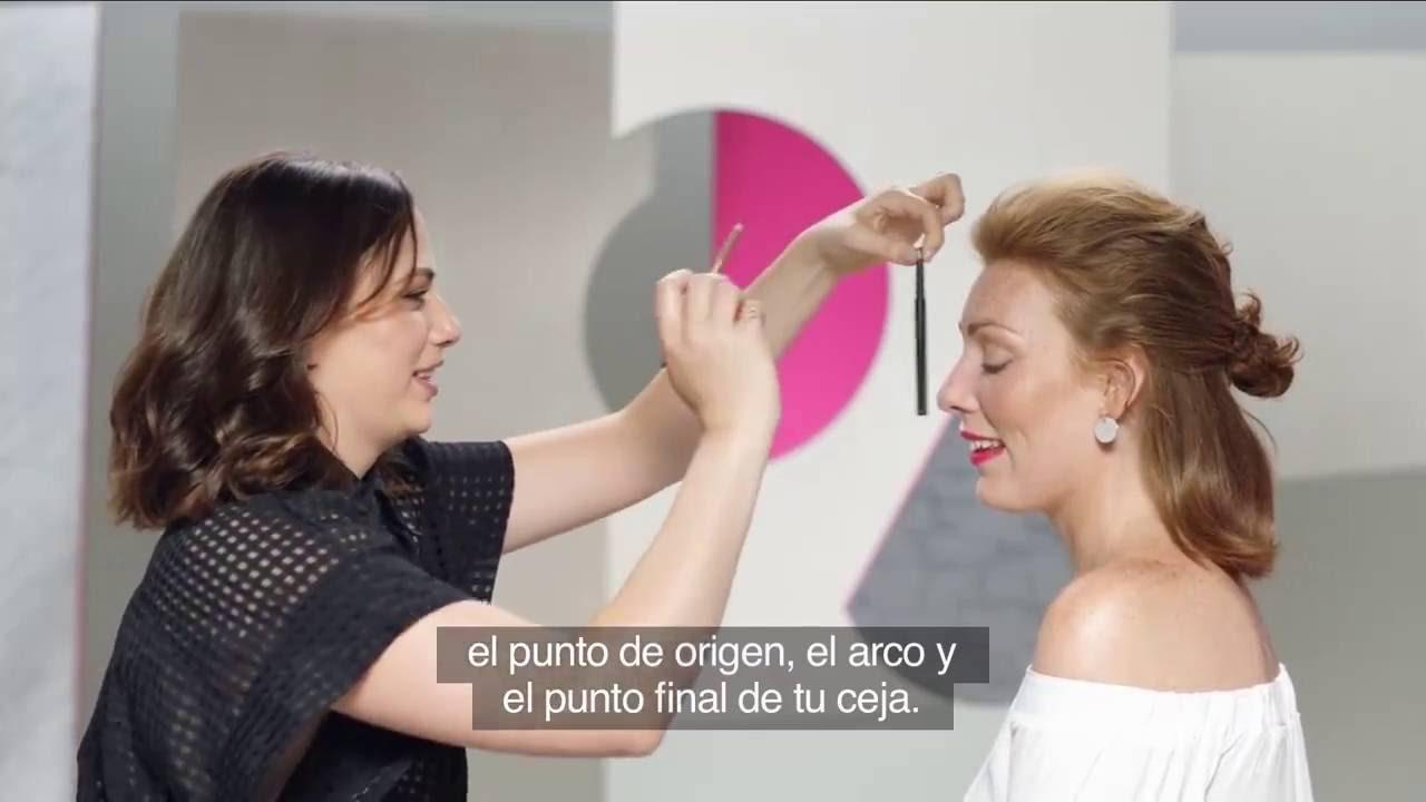 64cda48ad8 Tutorial cejas tras un cáncer de mama  TuCabelloNoteDefine - YouTube