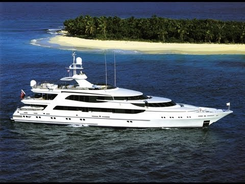 Lazy Z Yacht Preview: Oceanco 168 ft (1997, 2012 $4m Refit)
