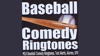 Orioles Baltimore Birds Garbage Baseball Ringtone, Alarm, Text alert