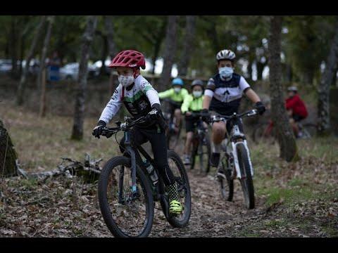 El Club Ciclista Maceda, años de trabajo con el talento más joven