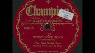 Gold Medal Four - Gypsy Love Song