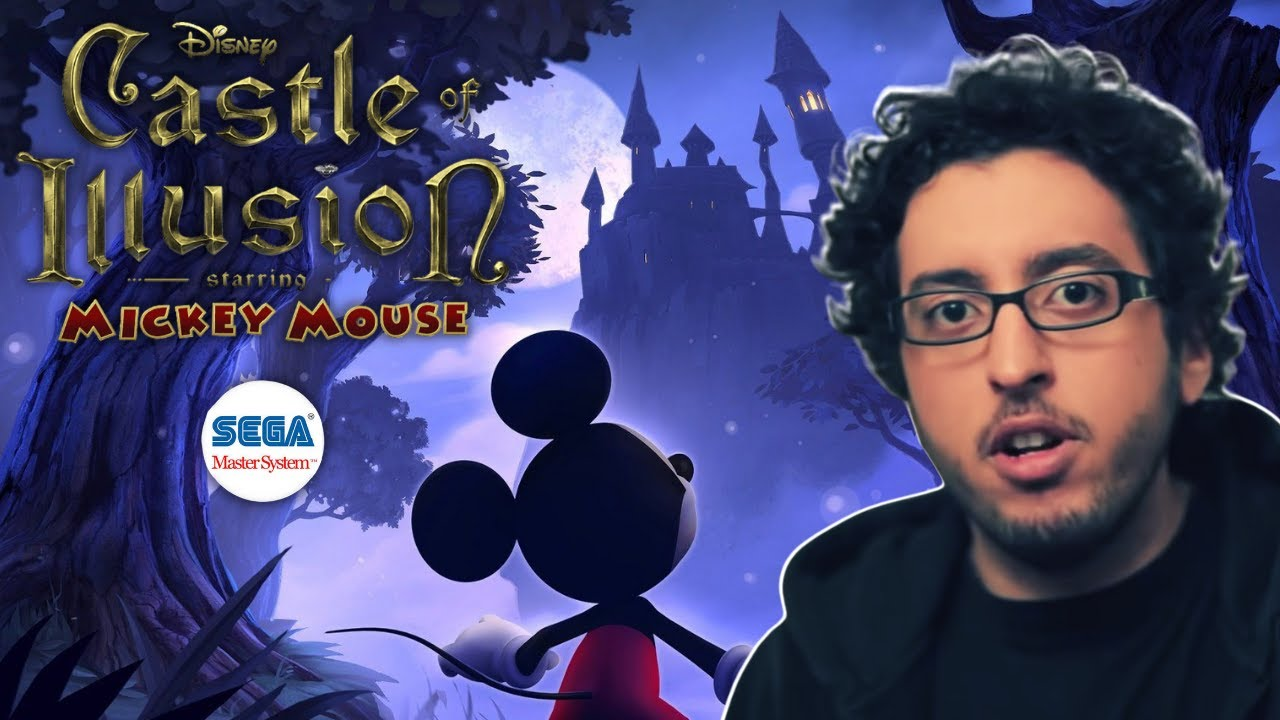 Karim Debbache – Castle of Illusion | Pourquoi Mickey Mousse ? Parce que Mario Brosse.