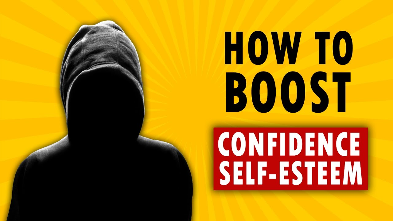How To Boost Your Confidence Self Esteem Why Quotes On Life Are