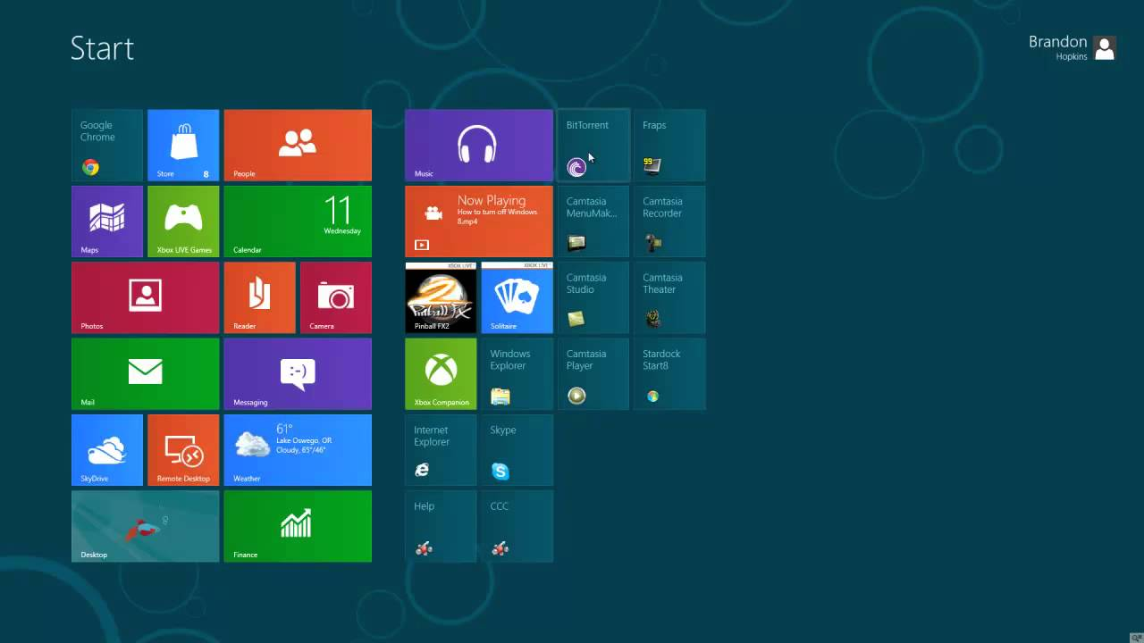 Windows 8 Guide: How to Pin Things/Icons to task bar in ...