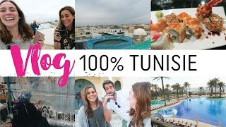Vlog #50 - À la découverte de la TUNISIE !