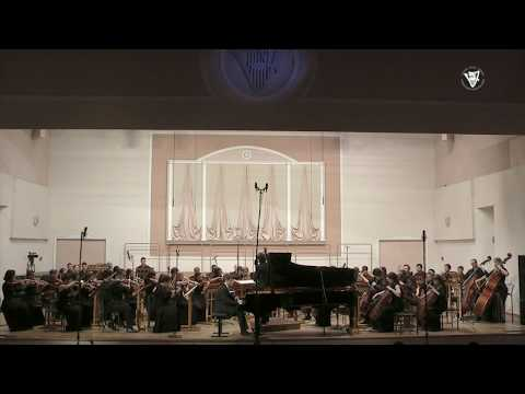 Слушать онлайн С.Прокофьев - Концерт для фортепиано с оркестром №1, 1 часть в mp3