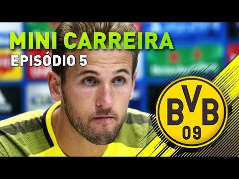 CHEGARAM OS PRIMEIROS TÍTULOS! 🏆 | Mini Modo Carreira Treinador #5 - FIFA 18 - Dortmund