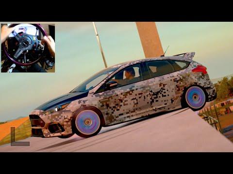 Forza Horizon 3 - GoPro SLAPKhana 2017 Ford Focus RS AWD Freestyle! | SLAPTrain