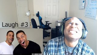 REACTING TO THE HODGETWINS GIVING DATING ADVICE