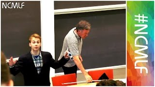 Pranking Chalmers University Göteborg - [Clip] - NCMLF #12