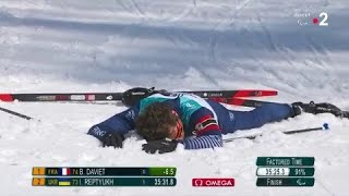 Le résumé des épreuves de la nuit avec 3 nouvelles médailles ! Jeux Paralympiques 2018