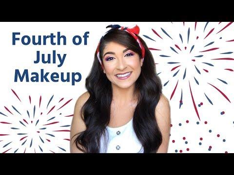 Fourth of July Makeup thumbnail