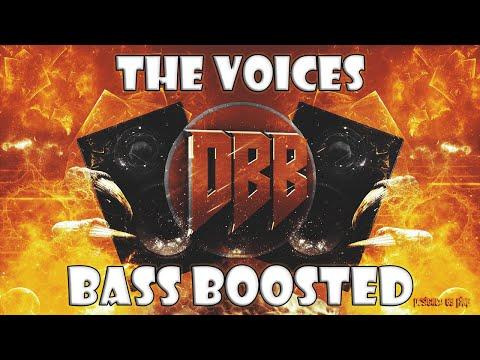 Dreameater & Sarah de Warren - The Voices (Bass Boosted)