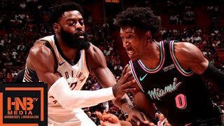 Miami Heat vs Indiana Pacers Full Game Highlights | 11.09.2018, NBA Season