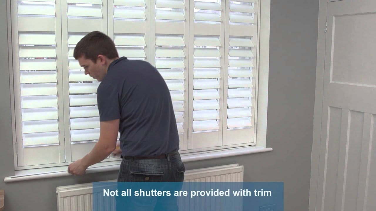 Shutters Interior Window Ideas