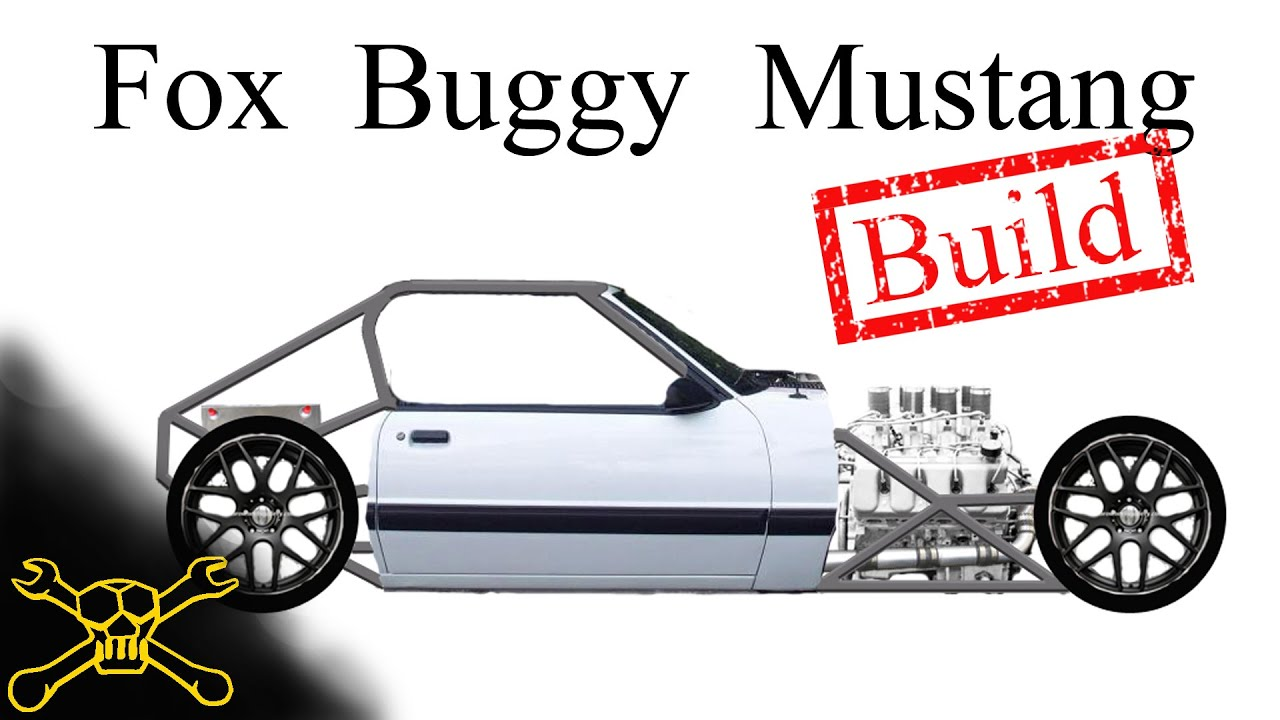 Fox Body Mustang Hot Rod Build | Bibbster - YouTube