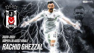2020-21 Süper Lig Asist Kralı