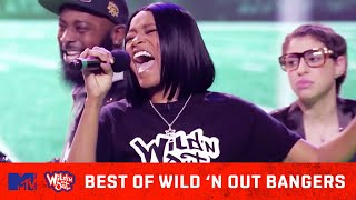 Best Of Wild 'N Out Bangers 🎶 ft Chloe x Halle, Ty Dolla $ign, Keke Palmer & More 🙌 Wild 'N Out