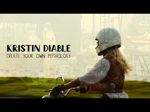 """Kristin Diable - """"Create Your Own Mythology"""" Preview"""