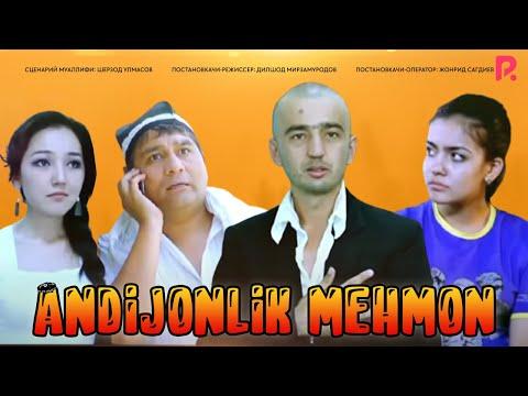 Andijonlik Mehmon (o'zbek Film)   Андижонлик мехмон (узбекфильм)
