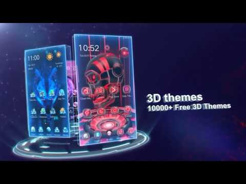 Top 5 Best 3D Launcher 2019 || Amazing Launcher For Android