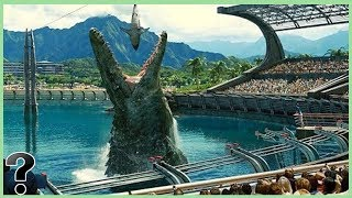 What If The Mosasaurus Didn't Go Extinct?