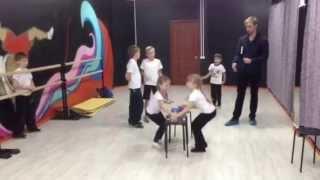 видео Актерский тренинг для детей