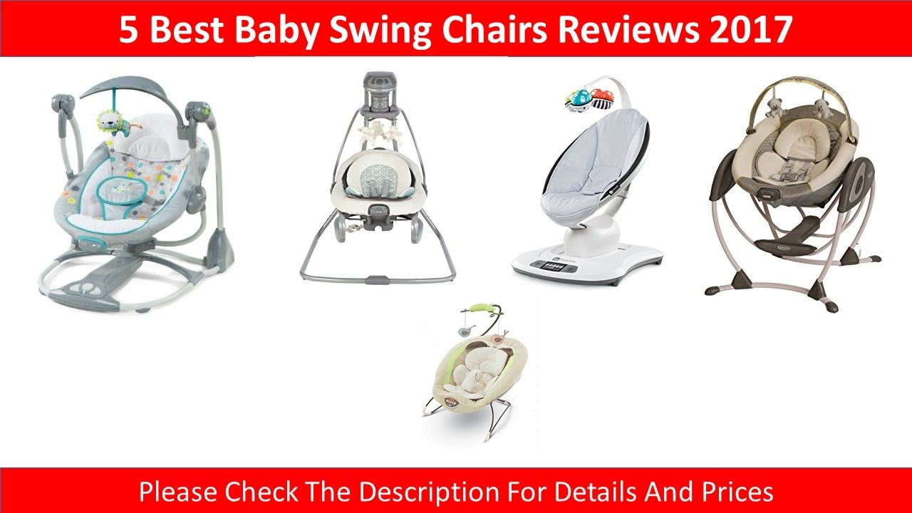 Swing Chair Baby Best Giraffe Print 5 Chairs Graco Gliding Youtube