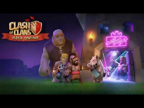 clash of clans hack 2017 - clash of clans gems hack