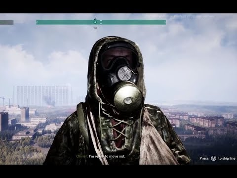 CHERNOBYLITE  - New Demo Gameplay Reveal  - Upcoming Survival Horror Game 2019