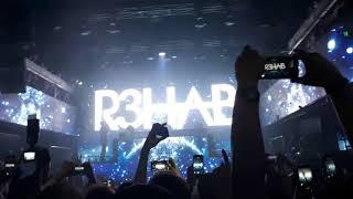 R3HAB SKYGARDEN BALI 2018 OPENING