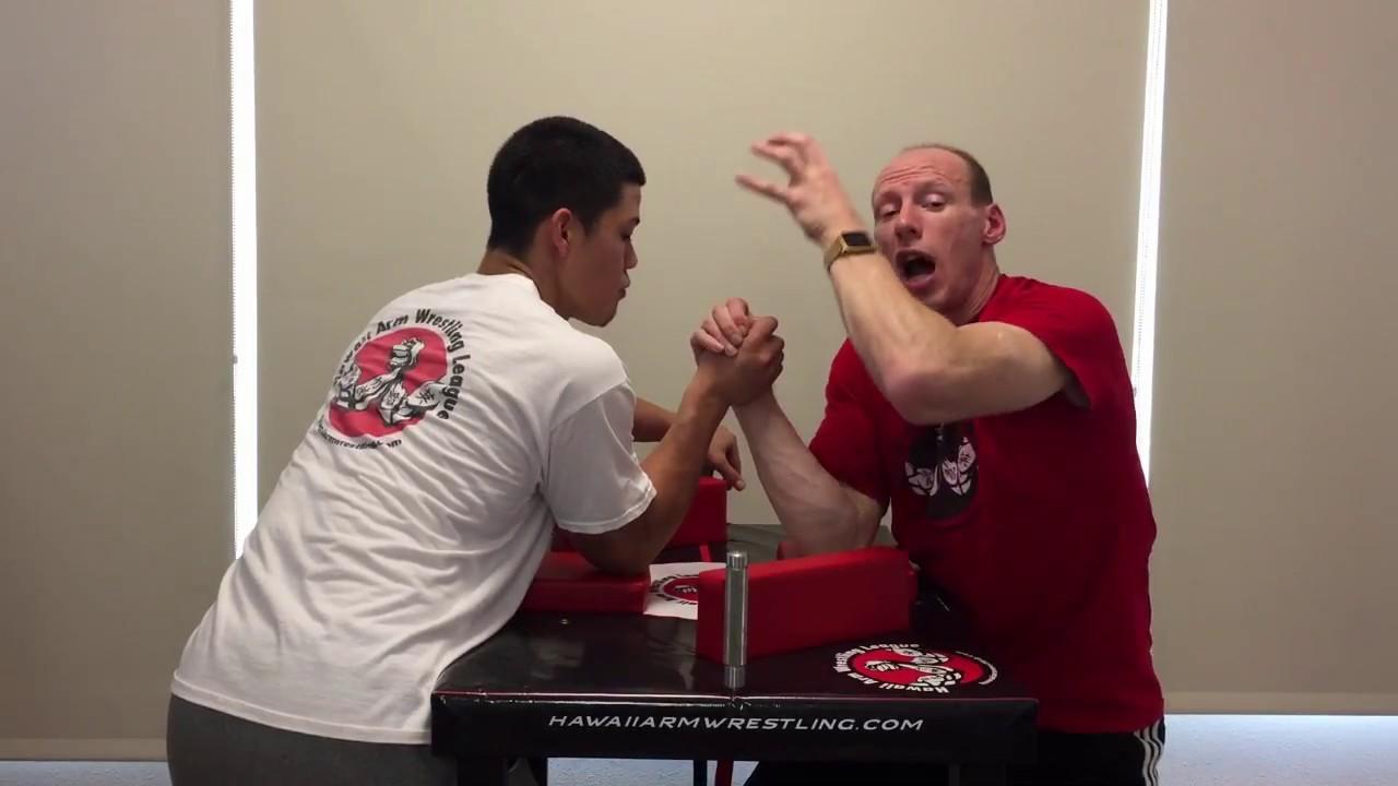 Arm wrestling technique. Arm wrestling tactics 28