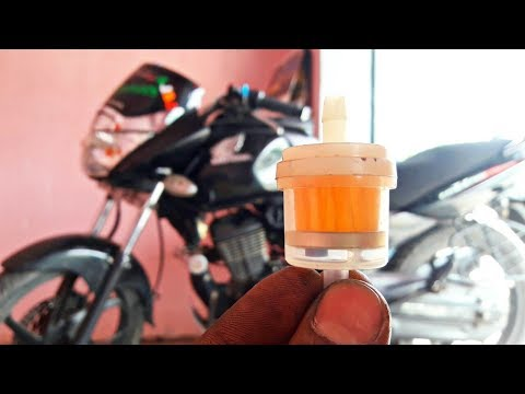 How to clean a bike fuel tank without removing it - Ржачные