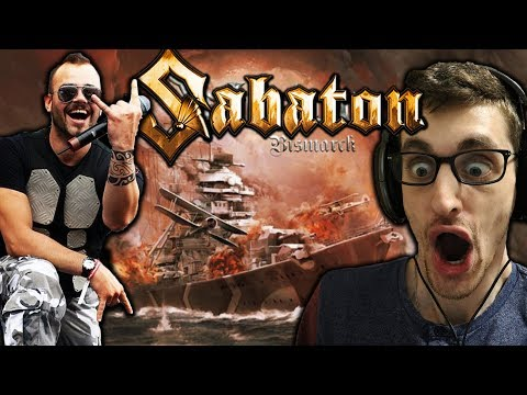 "Hip-Hop Head REACTS To SABATON: ""Bismarck"""
