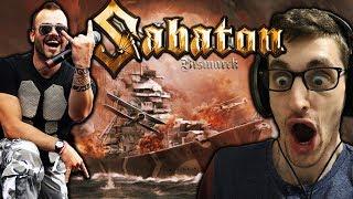 "Hip-Hop Head REACTS to SABATON: ""Bismarck"""
