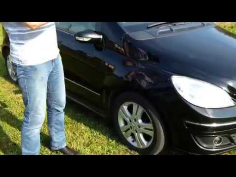 Mercedes Benz, B класса, B180 CDI 2.0D 2006 года, АКПП вариатор, 7,3 л/100км расход топлива