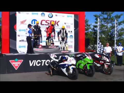 CSBK 2016 - AM Superbike champ