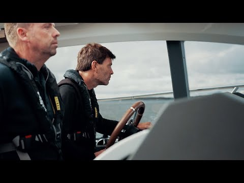 Yacht captain's first test of Volvo Penta IPS