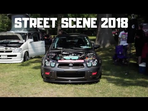 Street Scene 2018 Was CRAZY!